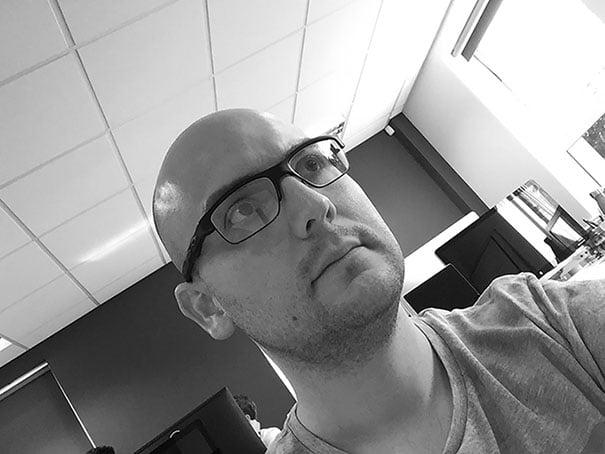 UX designer, Craig